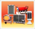 暖房器具レンタル
